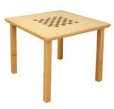Mesa de Jogo - Mobiliário - Produtos Geriatria