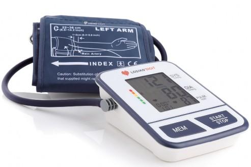 Tensiómetro Digital Automático DM 490 - Eletromedicina - Tensiómetros