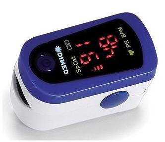 Oxímetro de Dedo LTD800 - Eletromedicina - Produtos Geriatria