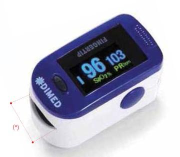 Oxímetro de Dedo LTD805 - Eletromedicina - Produtos Geriatria