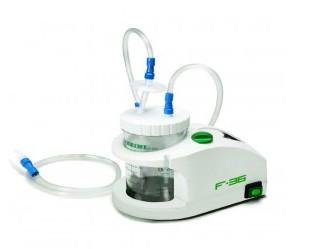 Aspirador  F36 - Aspiradores de secreções e Nebulizadores - Produtos Geriatria