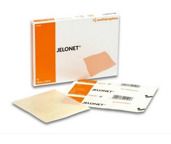 Penso Parafina Jelonet 10x10cm (5emb) - Material de Penso & Cicatrização