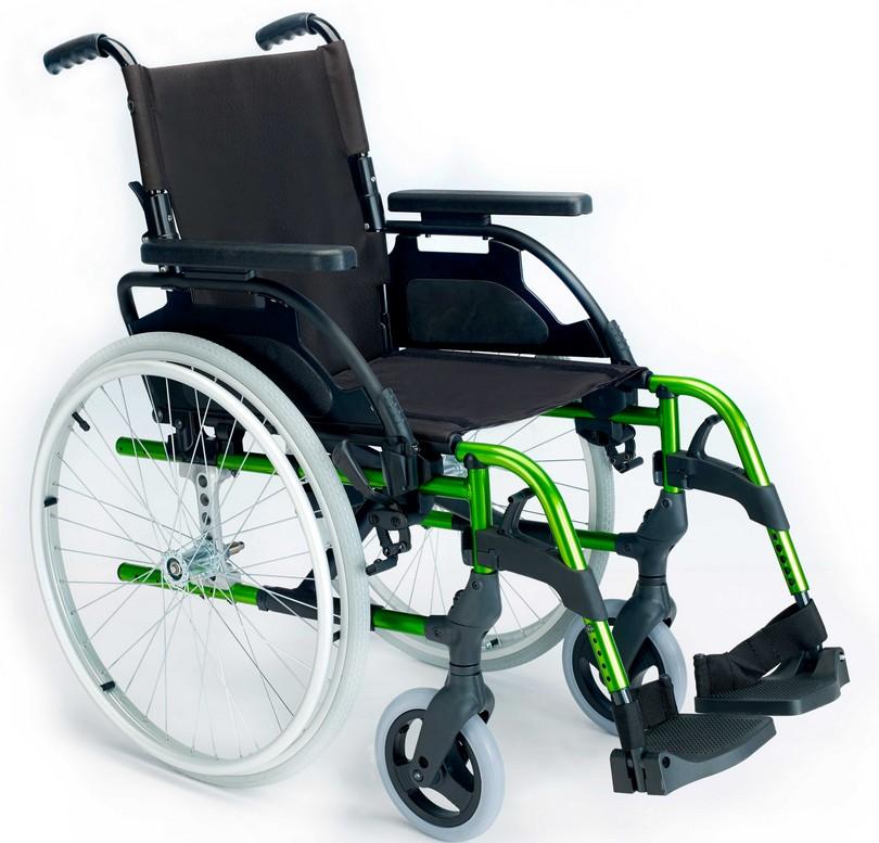 Cadeira de Rodas Breezy Style R24