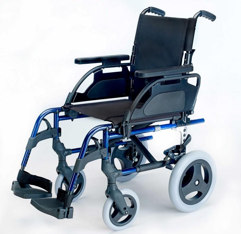 Cadeira de Rodas Breezy Style R12