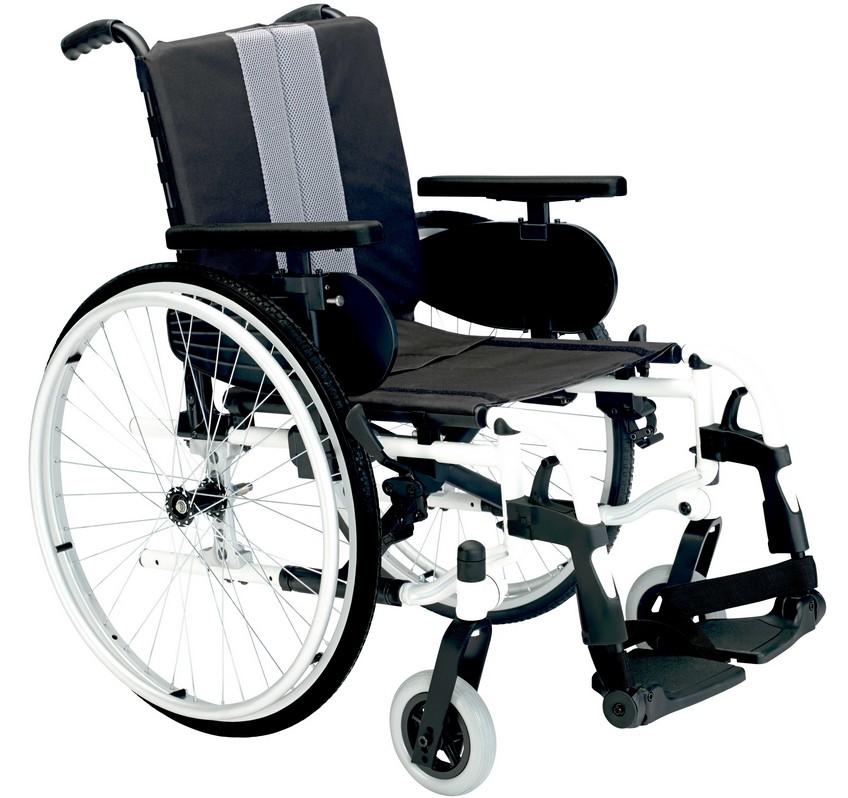 Cadeira de Rodas Style X Ultra R24