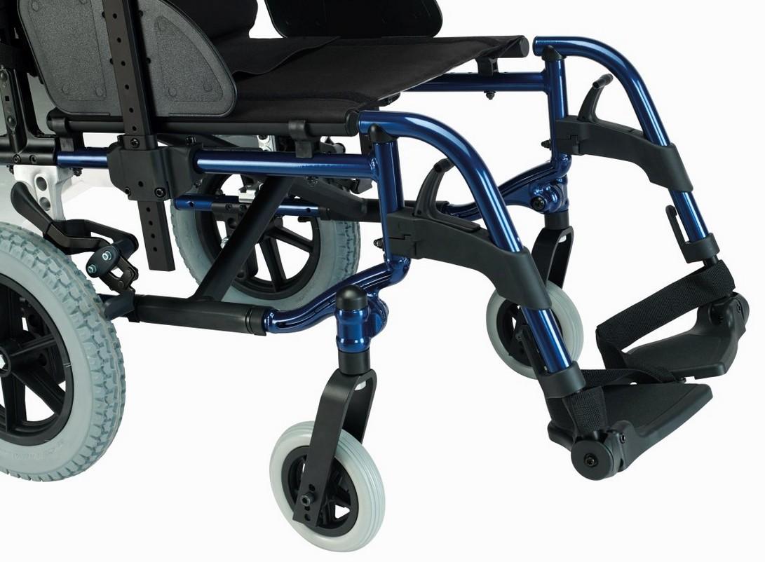 Cadeira de Rodas Style X R24 - Cadeiras de Rodas - Produtos Ortopedia