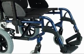 Cadeira de Rodas Style X Ultra R24 - Cadeiras de Rodas - Produtos Ortopedia