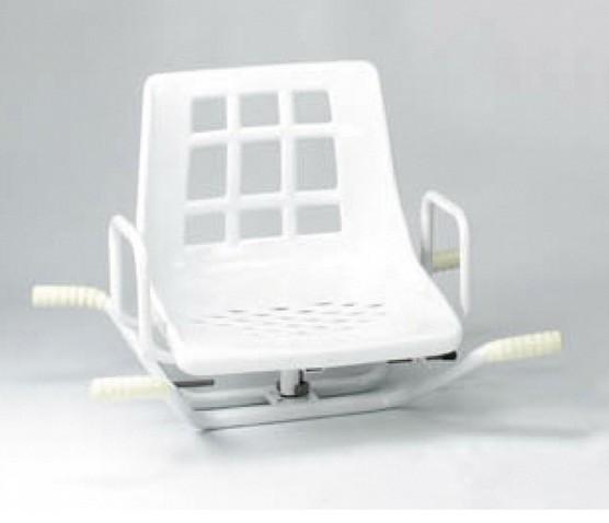 Cadeira  de  Banheira Giratória - Produtos Ortopedia - Banho