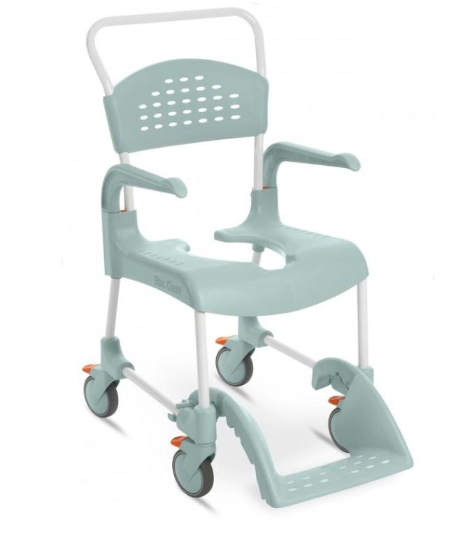 Cadeira de Banho e Sanitária Clean
