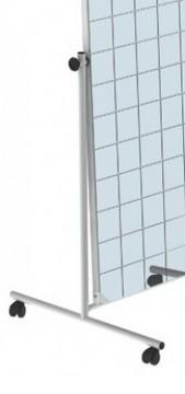 Espelho Quadriculado Móvel com  Articulação - Fisioterapia - Reabilitação