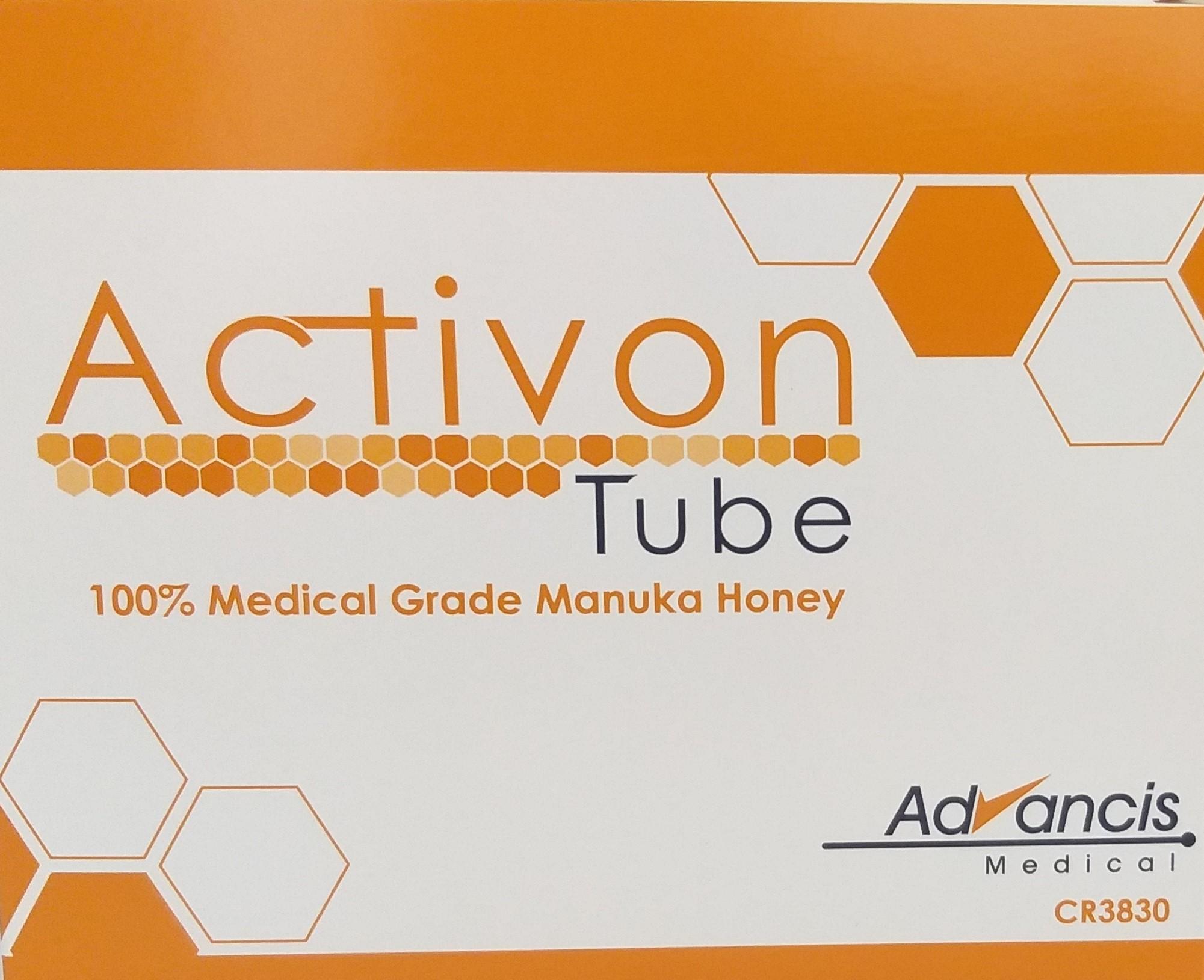 Activon Tube - Bisnaga de mel de Manuka (25gr) - Material de Penso & Cicatrização