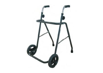 Andarilho Alumínio com Rodas - Andarilhos - Produtos Ortopedia