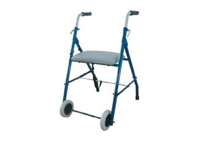 Andarilho com Rodas e Assento - Andarilhos - Produtos Ortopedia