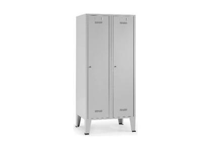Armário vestiário duplo - Mobiliário - Produtos Geriatria
