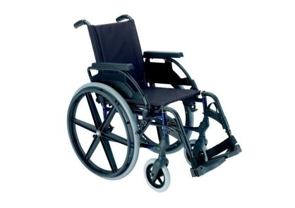Cadeira de Rodas Breezy Premium R24 - Cadeiras de Rodas - Produtos Ortopedia