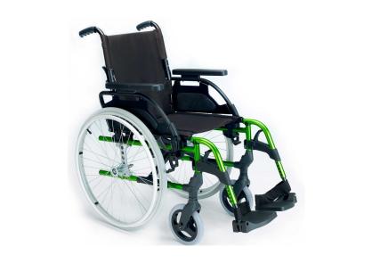 Cadeira de Rodas Breezy Style R24 - Cadeiras de Rodas - Produtos Ortopedia