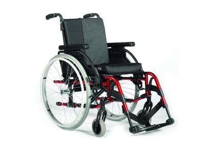 Cadeira de Rodas RUBIX 2 R24 - Cadeiras de Rodas - Produtos Ortopedia
