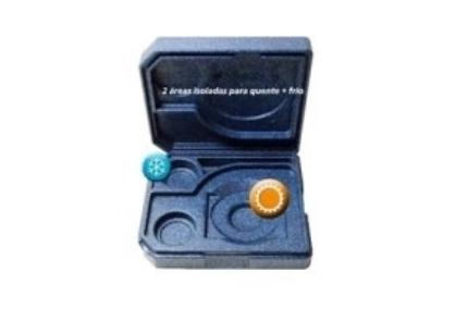 Caixa isotérmica para transporte de comida Dinner Box 3 - Apoio Domiciliário - Produtos Geriatria