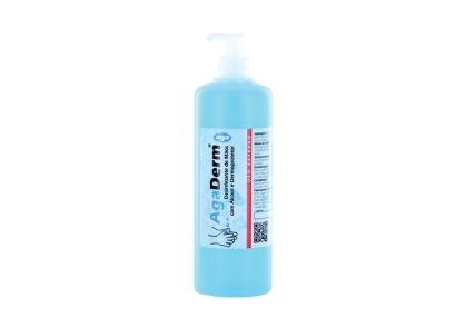 AgaDerm 500mL - Consumiveis - Desinfetantes e galénicos