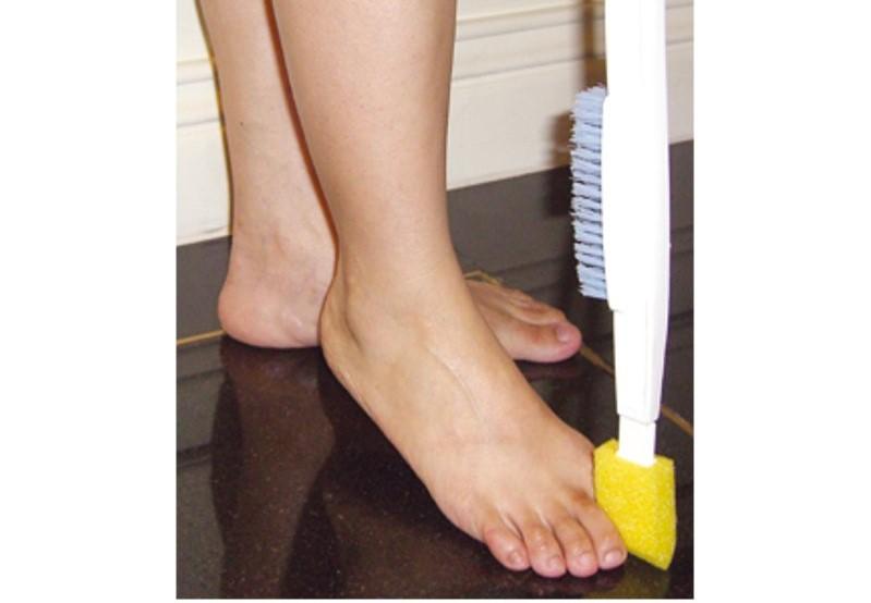 Ajuda para Lavar Pés – Esponja - Ajudas Técnicas - Banho
