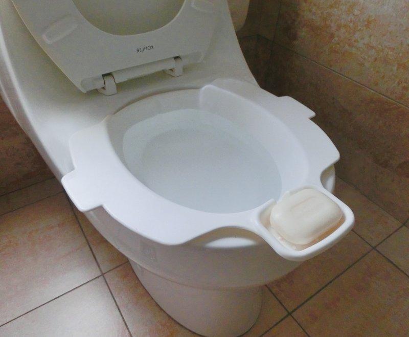 Bidé Adaptável à Sanita - Ajudas Técnicas - Banho