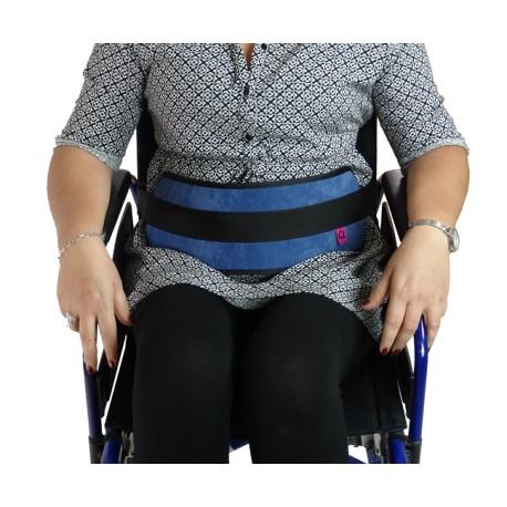 Cinto Abdominal Acolchoado para cadeira (fecho plástico) - Posicionamento & Imobilizadores - Suportes e Imobilizadores