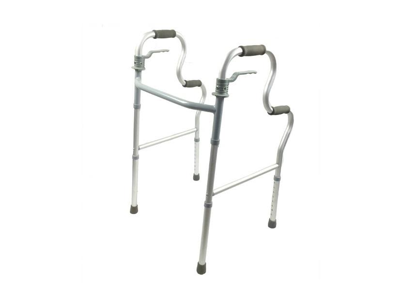 Andarilho de incorporação dobrável - Andarilhos - Produtos Ortopedia