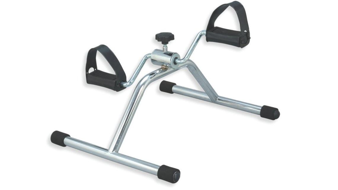 Pedaleira de exercícios - Fisioterapia - Reabilitação