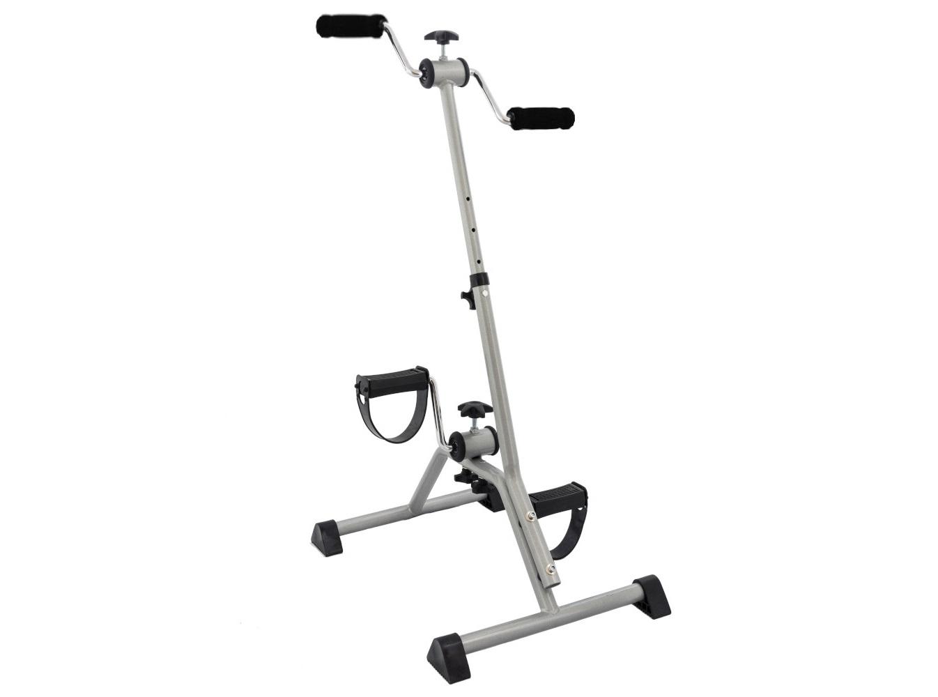 Pedaleira para braços e pernas - Fisioterapia - Reabilitação