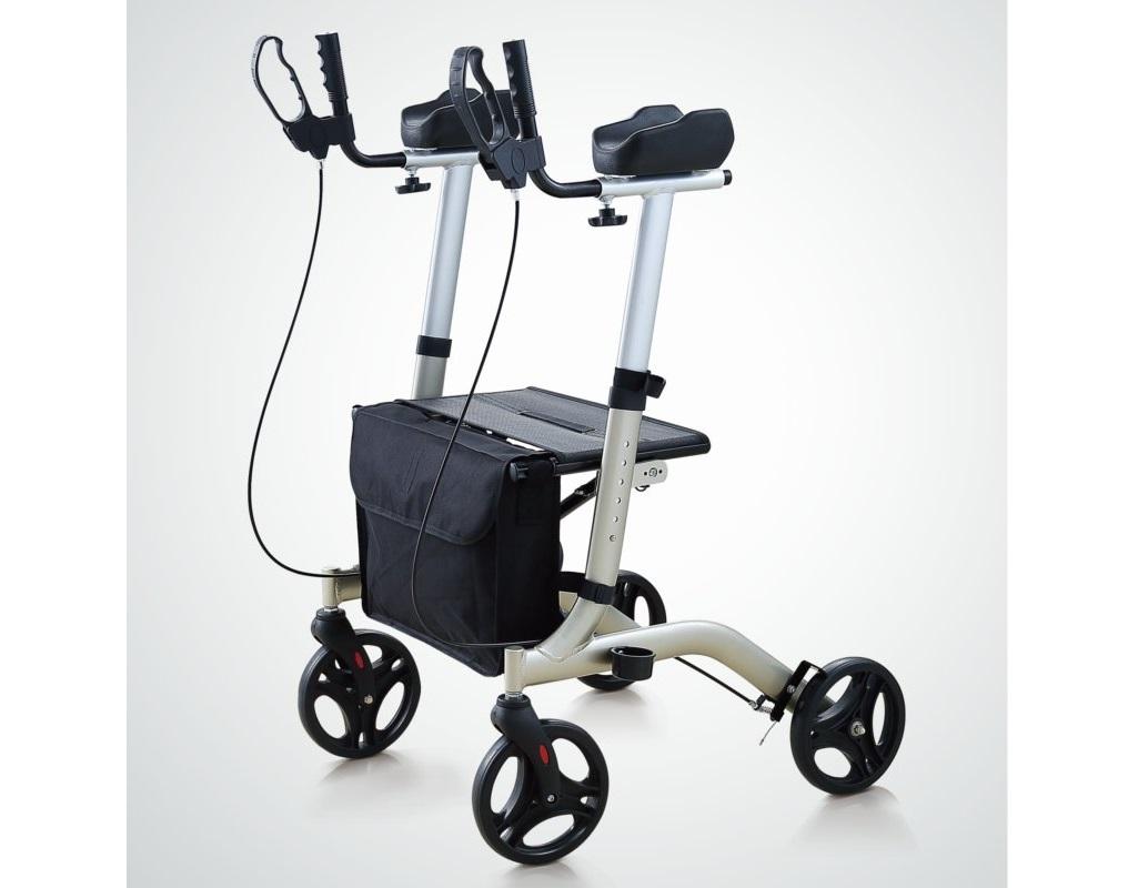 Andarilho com suporte para antebraço - Andarilhos - Mobilidade