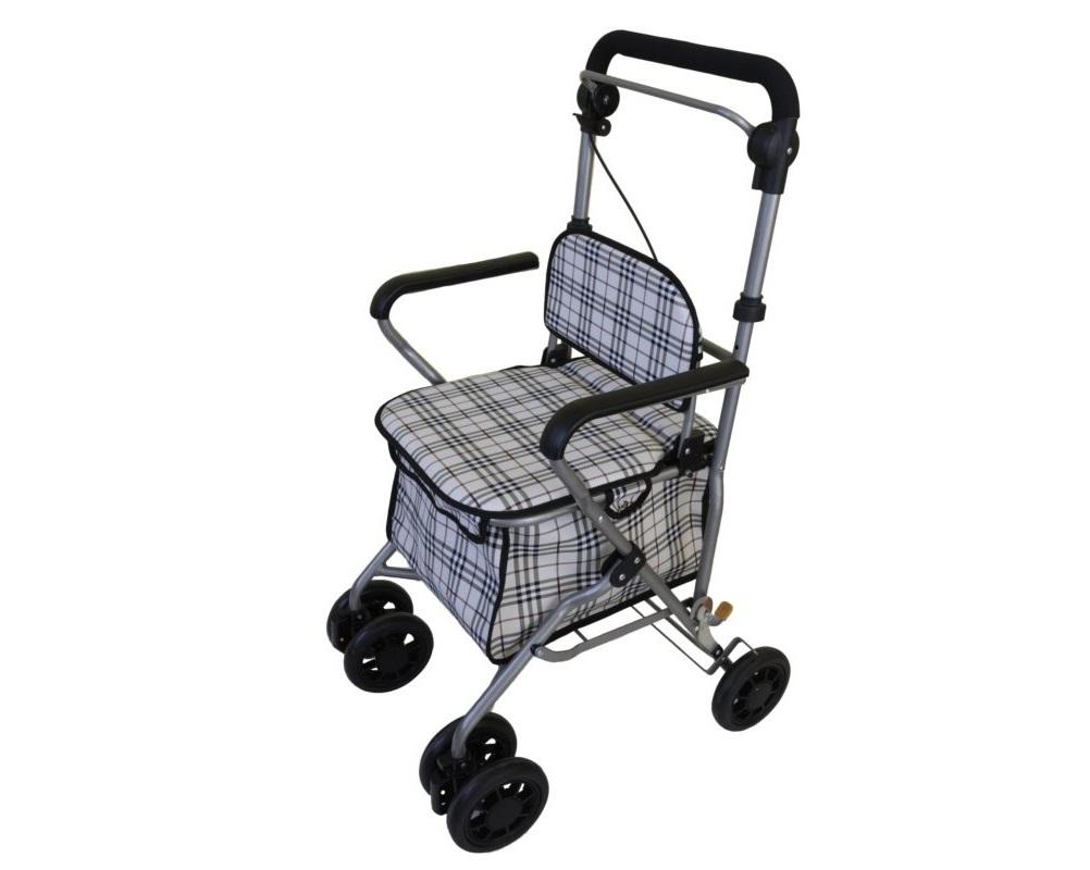 Andarilho para compras - Andarilhos - Produtos Ortopedia