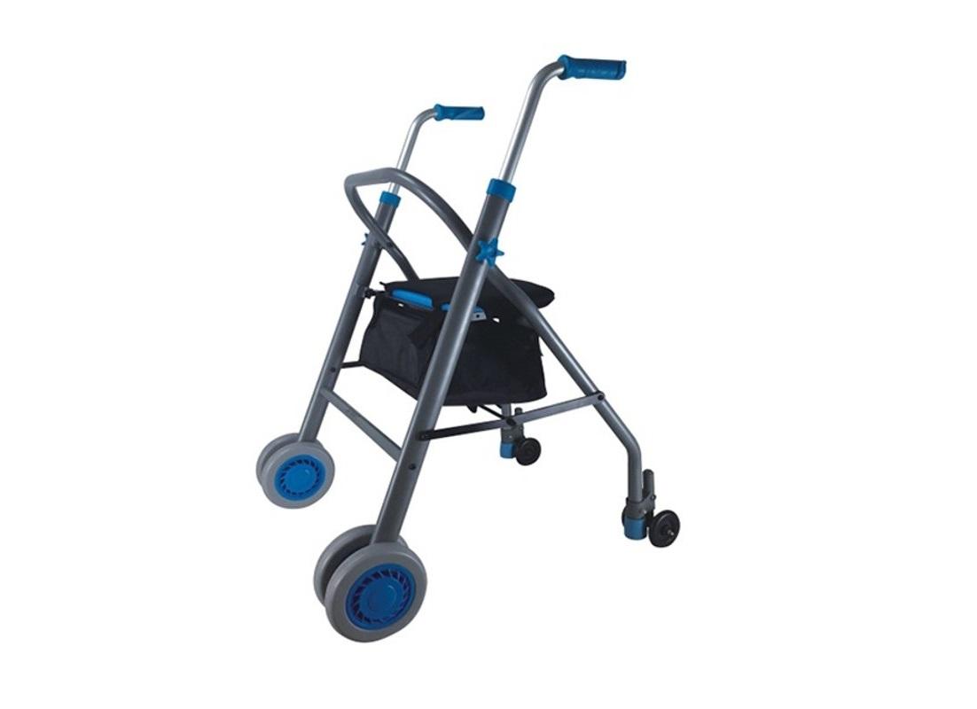 Andarilho com freios de pressão - Andarilhos - Mobilidade