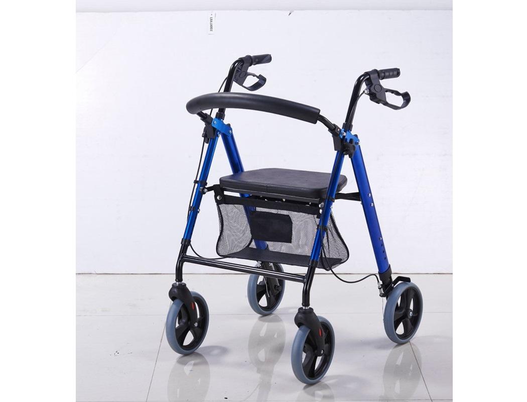 Andarilho com travões reguláveis em altura - Andarilhos - Mobilidade