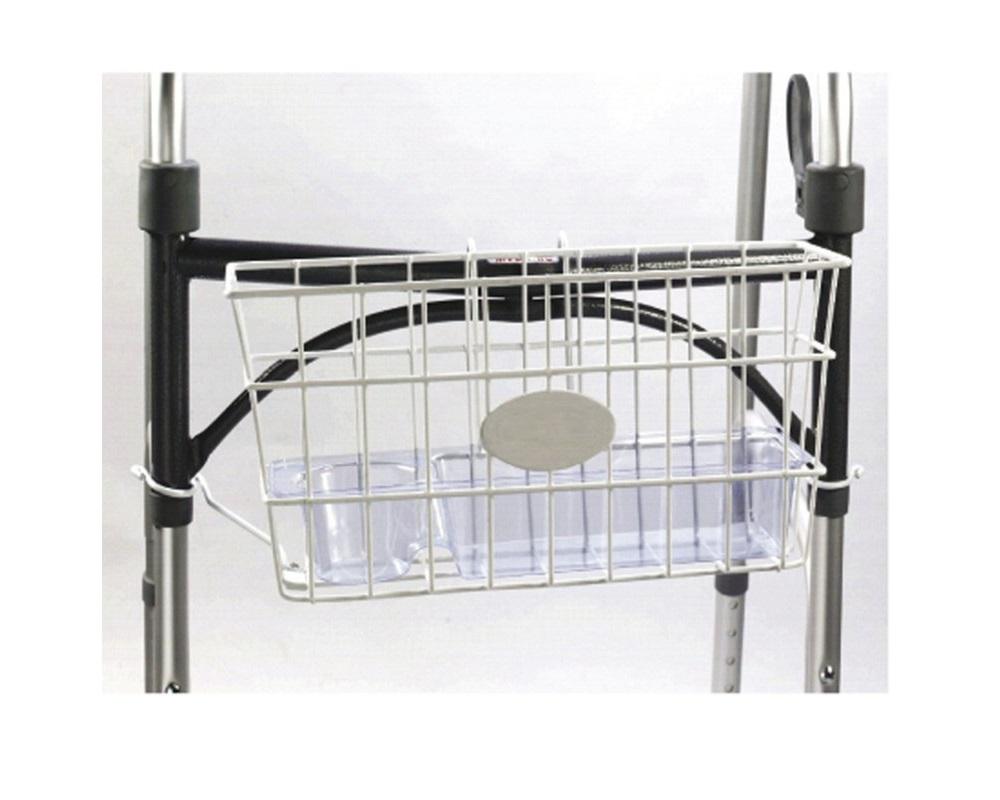 Cesto metálico para andarilho - Andarilhos - Mobilidade