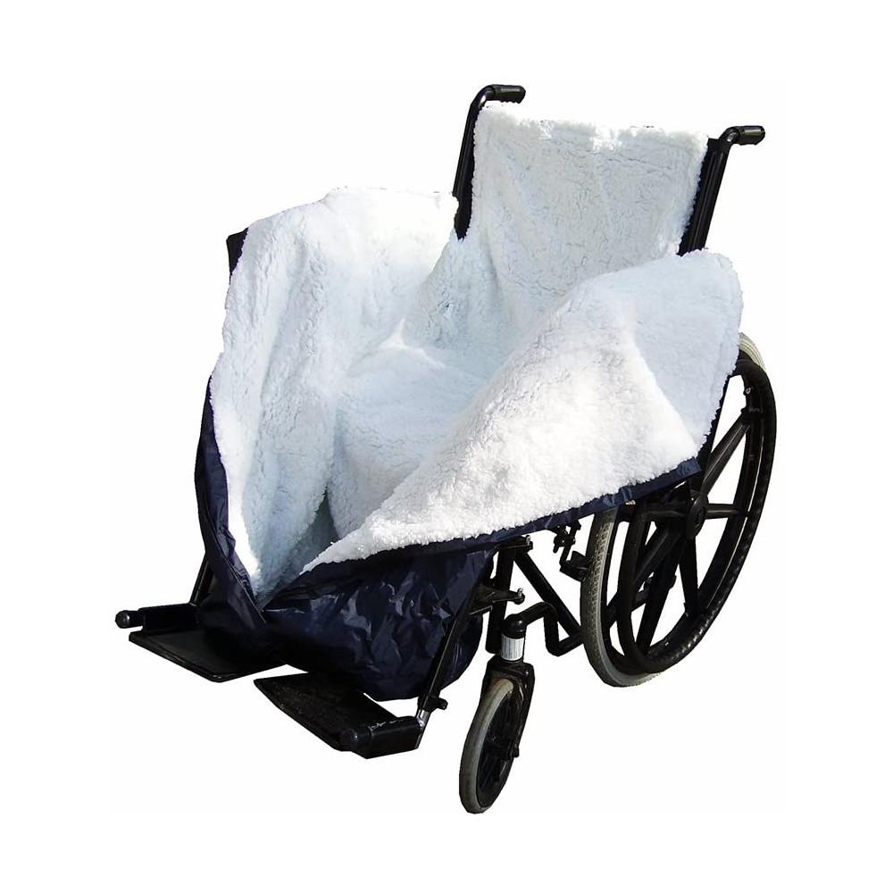 Capa térmica impermeável para cadeira de rodas - Cadeiras de Rodas - Mobilidade