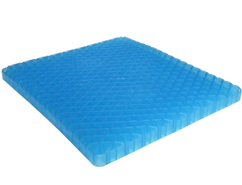 Almofada de gel elástico anti-decúbito - Antiescaras - Suportes e Imobilizadores