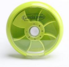 Caixa de comprimidos circular - Ajudas Técnicas - Medicação Unidose / Blisters de Medicação
