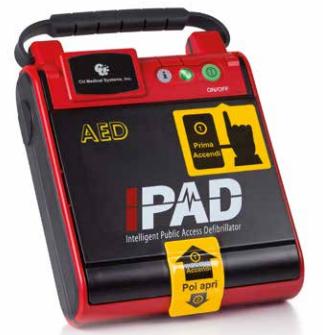 Desfibrilhador I-PAD - Diversos - Eletromedicina