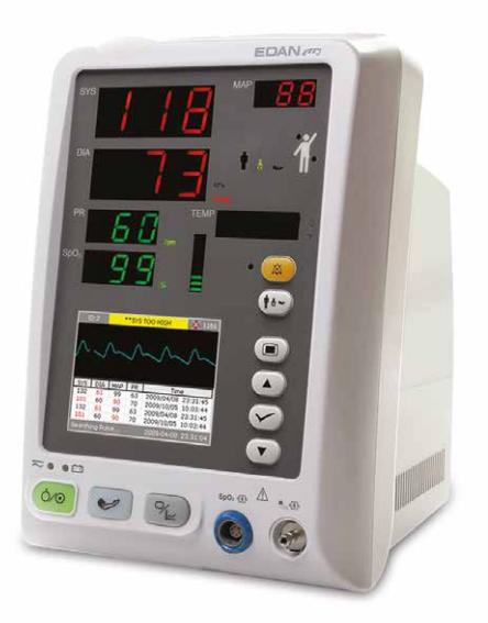 Monitor de Sinais Vitais LTD425 - Diversos - Eletromedicina