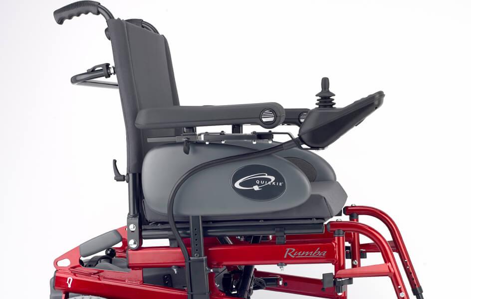 Cadeira de rodas elétrica Rumba - Cadeiras de Rodas - Mobilidade