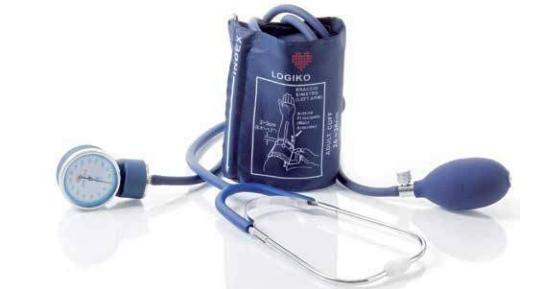 Tensiómetro Aneróide Standard DM333 - Eletromedicina - Tensiómetros