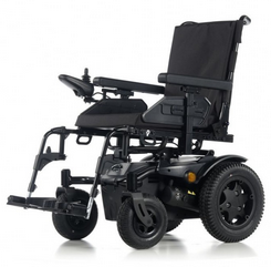 Cadeira de rodas elétrica Q200R - Cadeiras de Rodas - Mobilidade