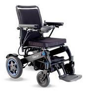 Cadeira de rodas elétrica Q50R - Cadeiras de Rodas - Mobilidade