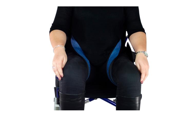 Cinto abdutor pernas – Cadeira de Rodas - Posicionamento & Imobilizadores - Suportes e Imobilizadores