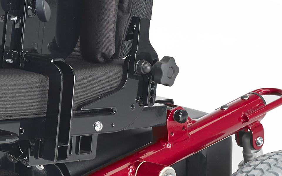 Cadeira de rodas elétrica Tango - Cadeiras de Rodas - Mobilidade