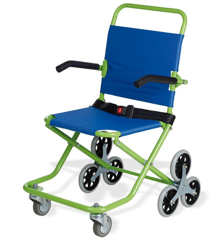 Cadeira para degraus - Cadeiras de Rodas - Mobilidade